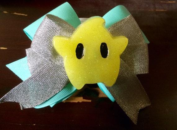 Princess Rosalina inspired bow