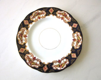 Royal Albert Heirloom Bone China Dinner Plate 10.25 Inches Diameter 1970s