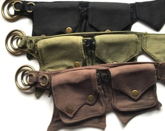 Canvas Goa Belt (cb-goa)