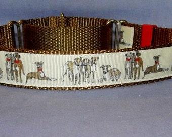 Whippet/Greyhound collar
