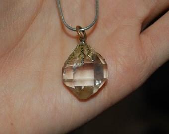 RARE Payson Diamond Pendant from Arizona Made in the 1970's