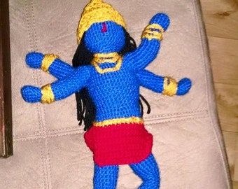 Hindu Goddess doll