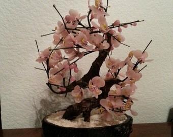 Artificial Cherry Blossom Plant