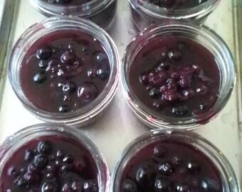 Blueberry Cobbler 'In a Jar'