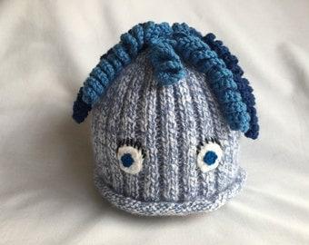 Baby hat / bonnet  : 3 - 12 months