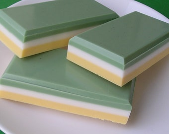Men's Soap - Green Irish Tweed Glycerin Soap
