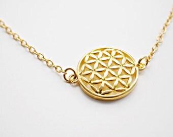 Holy symbol ethnic bracelet
