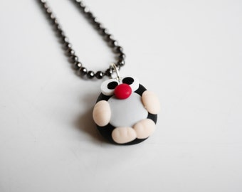 mole necklace