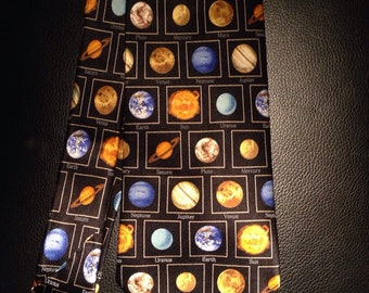 Museum Artifacts Solar System Tie