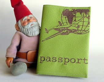 Passport sleeve cover
