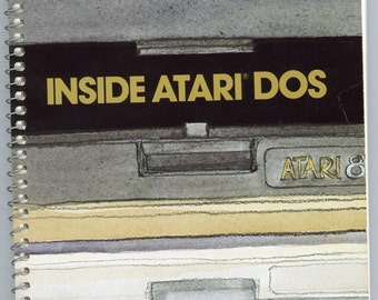 Inside Atari DOS by Compute! Books