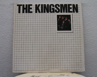 "The Kingsmen - ""House Party"" vinyl record"