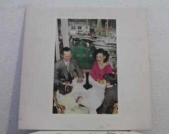 """Led Zeppelin - """"Presence"""" vinyl record w/ Original Inner Sleeve (NT)"""