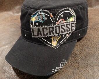 Lacrosse LOVE Cadet cap