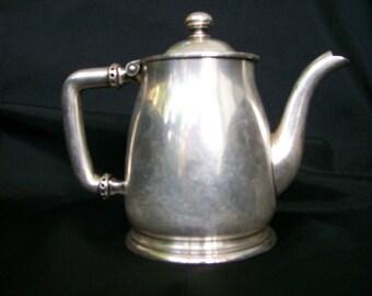 Rogers Silverplate Teapot