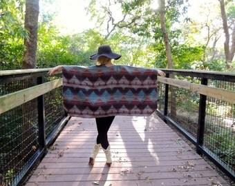 Southwestern Blanket Scarf