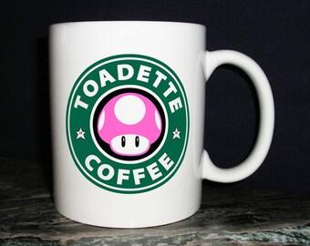 Toadette Coffee Mug