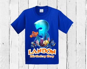 Finding Dory Birthday Shirt - Finding Dory Shirt