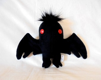 Mothman - Cute Cryptids Plushie