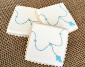 12 Rosary Cookies!