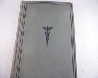 Vintage Medical Book Modern Home Medical Advisor Copyright 1935