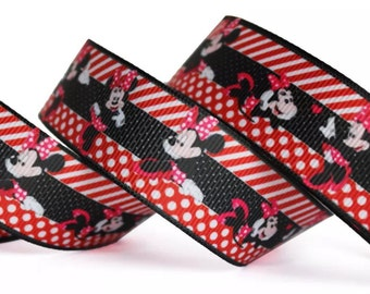 Minnie Mouse 7/8 ribbon
