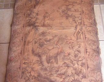 Vintage Wall Tapestry