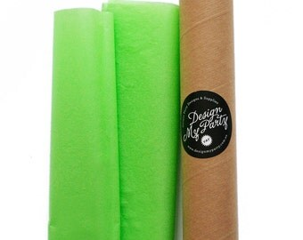 Green Apple Tissue Paper (40 Sheets) 500mmx760mm