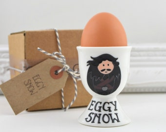 Game Of Thrones - Eggy Snow Bone China Egg Cup