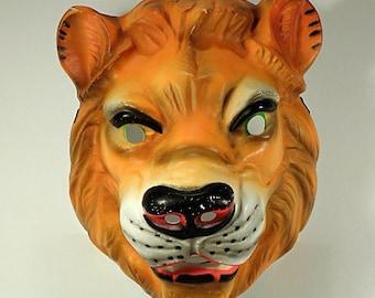 Vintage Lion Mask