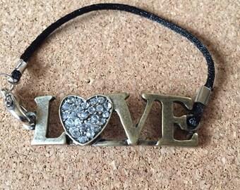 Simply love bracelet