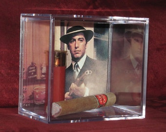 """Don Michael Corleone """"Godfather 2 Display"""" Only Have 1 """"Brand New"""""""