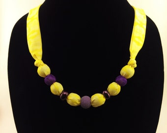 A History of Violet Necklace
