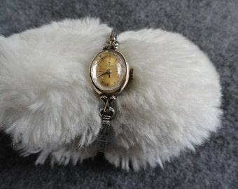 Tissot Wind Up Vintage Ladies Watch