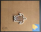 Sea turtle cookie cutter...
