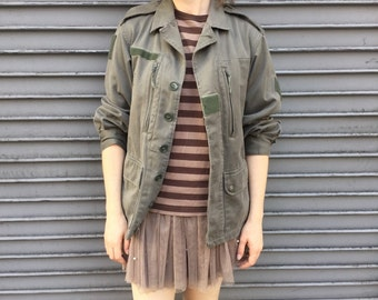 Vintage French Army Jacket - Sizes Available