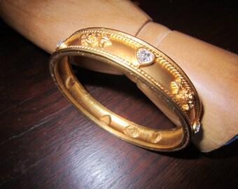 Elizabeth Taylor Love Blooms Bracelet