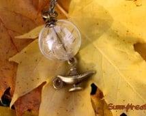 Make a wish - pendant/necklace