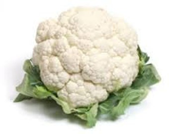 CAULIFLOWER VEGETABLE SEEDS  25 fresh seed ready to plant in your garden