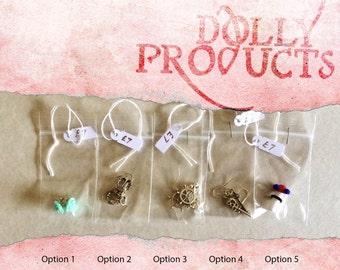 Handmade limited stock ear rings