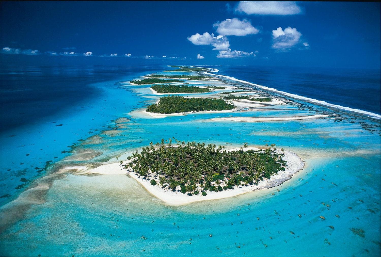 Larchipel des Tuamotu