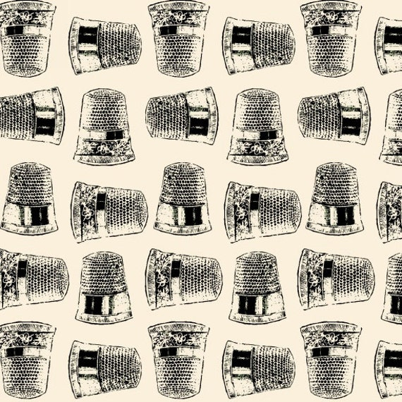 Lady Claire Thimble Fabric
