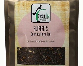 Bluebells, Black Tea, 20 Tea Bags
