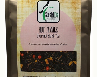 Hot Tamale, Black Tea, 20 Tea Bags