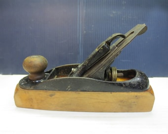 Antique Stanley / Bailey Transitional Wood Plane No 22