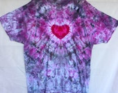 Heart and Embers Tie Dye ...