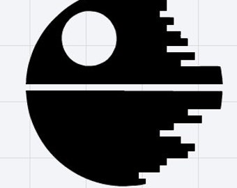 Death Star Decal