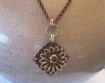 Steam Punk Style Necklace