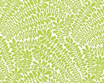 Fronds Print in Parrot- Trina Turk-Indoor/Outdoor-One Pillow