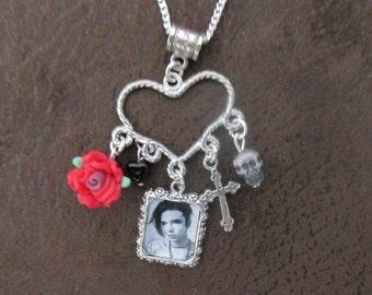 black Veil Brides Andy Biersack Necklace